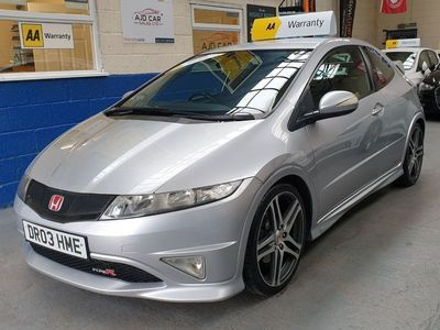 used Honda Civic 2.0 i-VTEC Type R GT 3dr