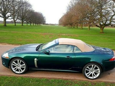 used Jaguar XK R 4.2 Supercharged V8 Coupé 2d Auto