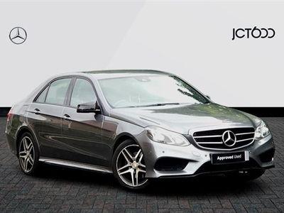 used Mercedes E220 E ClassBlueTEC AMG Night Edition 4dr 7G-Tronic 2.2