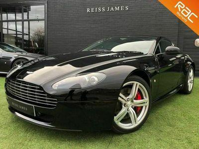 used Aston Martin V8 Vantage 4.73d 420 BHP Auto