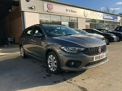 used Fiat Tipo 1.6 Multijet Easy Plus 5dr DDCT