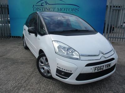 used Citroën C4 Picasso 1.6 PLATINUM EGS E-HDI 5d 110 BHP ONLY 2 FORMER OW