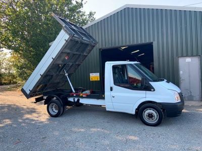 used Ford Transit TIPPER TDCi 125ps [DRW], 2014, not known, 84799 miles.