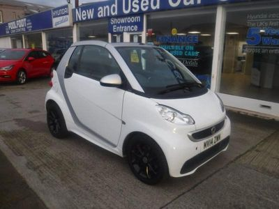 used Smart ForTwo Cabrio 1.0 PASSION MHD 2d 71 BHP TOUCH SCREEN*BLUETOOTH*A