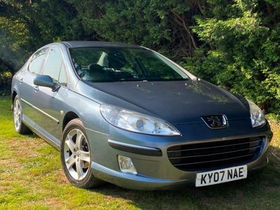 used Peugeot 407 2.0 HDi 136 SE 4dr [6] Tip AUTOMATIC-**LOW 78k MILES - PART EX WELCOME