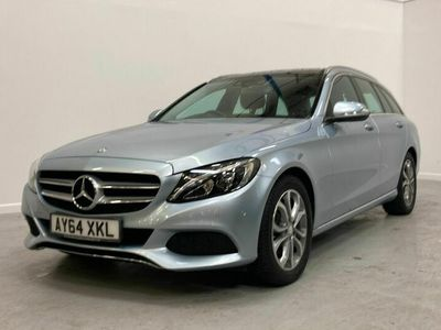 used Mercedes C220 C ClassBlueTEC Estate Sport 2.2 5dr