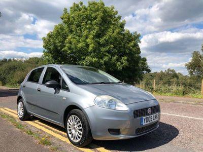 used Fiat Grande Punto 1.2 8v Active 5dr