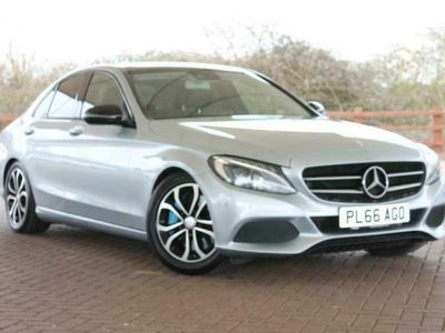 used Mercedes C350e C ClassSport Premium Plus 4dr Auto Saloon