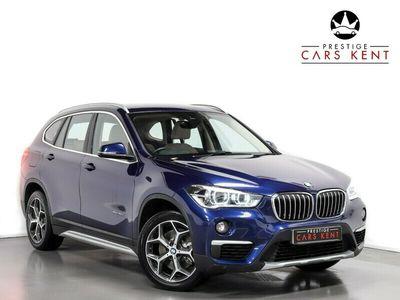 used BMW X1 xDrive 20d xLine 5dr