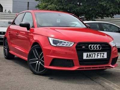 used Audi S1 Sportback 2.0 TFSI Competition 5dr Petrol quattro (s/s) (231 ps)