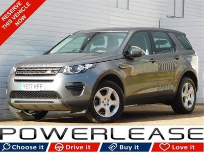 used Land Rover Discovery Sport 2.0 TD4 SE 5d 150 BHP