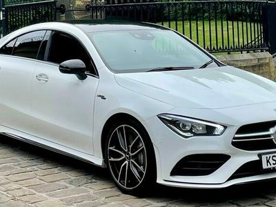 used Mercedes CLA35 AMG CLA Coupe4Matic Premium 7G-DCT auto 4d