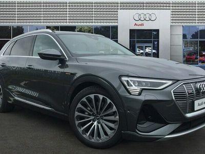 used Audi E-Tron - S line 55 quattro 300,00 kW