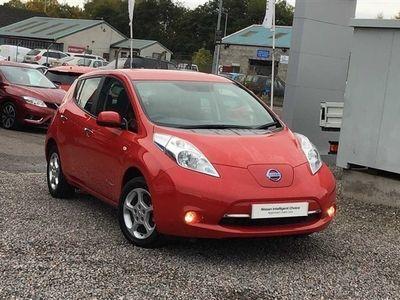 used Nissan Leaf E (24kWh) Acenta 5 Dr Hatchback
