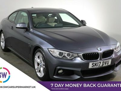 used BMW 420 4 Series I M SPORT