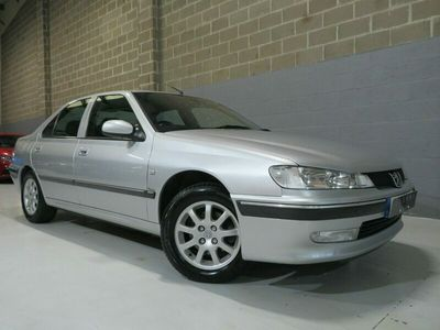 used Peugeot 406 2.0 HDi Rapier Limited Edition 4dr (a/c)