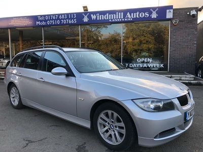 used BMW 320 3 Series 2.0 i SE Touring 5dr