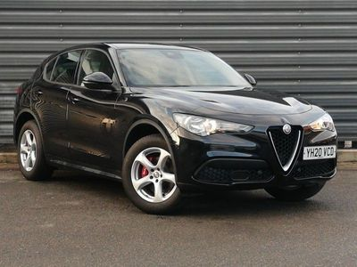 used Alfa Romeo Stelvio 2.0 Turbo 200 Super 5dr Auto