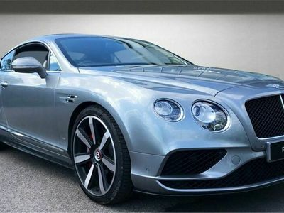 used Bentley Continental GT 4.0 V8 S 2dr Auto