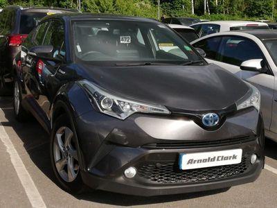 used Toyota C-HR 1.8 Hybrid Icon 5Dr Cvt