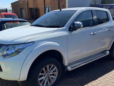 used Mitsubishi L200 Double Cab DI-D 178 Warrior 4WD, 2018, not known, 20175 miles.
