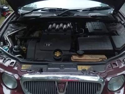 used Rover 75 2.5 V6 Connoisseur 4dr
