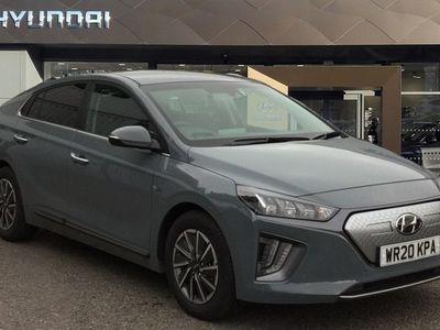 used Hyundai Ioniq 100kW Premium SE 38kWh 5dr Auto Electric Hatchback 1.0
