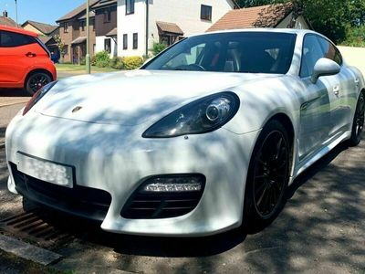 used Porsche Panamera 3.0 TD V6 Platinum Edition Tiptronic S 5dr