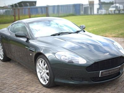 used Aston Martin DB9 V12 2005