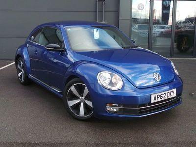 used VW Beetle 2.0 Tdi Sport 3Dr Dsg
