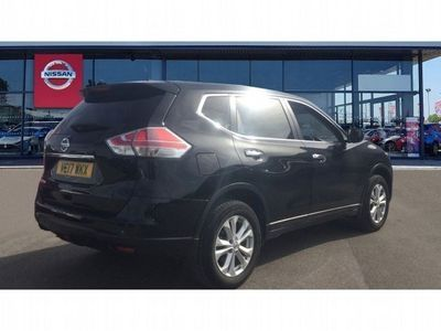 used Nissan X-Trail X Trail 20171.6 DiG-T Acenta [Smart Vision Pack] 5dr Petrol Station Wagon 2017