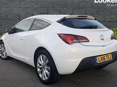 used Vauxhall Astra GTC 1.4T 16V SRi 3dr