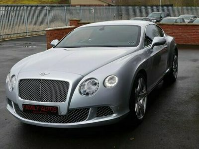 used Bentley Continental GT 6.0 W12 [E85] Mulliner Driving Spec 2dr Auto