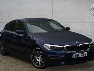 used BMW 530 d xDrive M Sport Saloon
