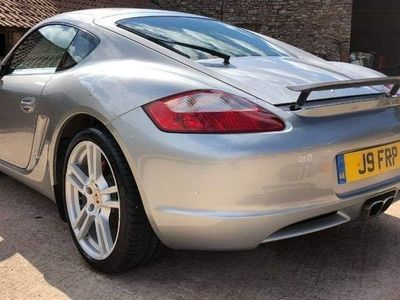 used Porsche Cayman 3.4 987 S 2dr
