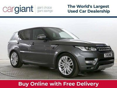 used Land Rover Range Rover Sport 3.0 SDV6 HSE 5dr