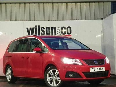 used Seat Alhambra 2.0 TDI CR Ecomotive Xcellence [150] 5dr