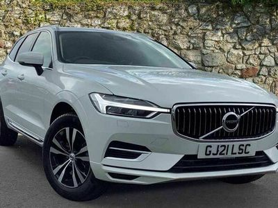 used Volvo XC60 Recharge T6 Plug-in hybrid AWD Inscription Expression Automatic