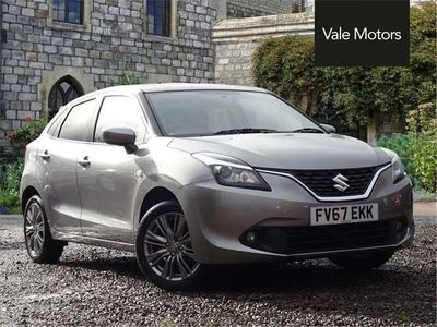 used Suzuki Baleno 1.0 Boosterjet SZ-T 5dr Manual