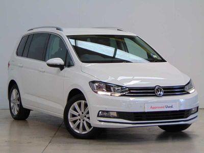 used VW Touran 1.4 TSI SEL 150PS