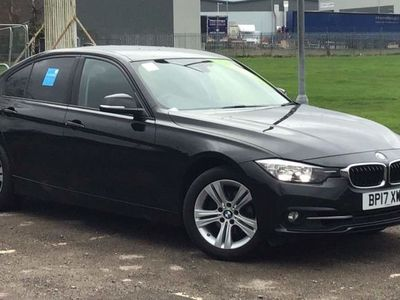 used BMW 320 3 Series i Sport 4dr 2.0