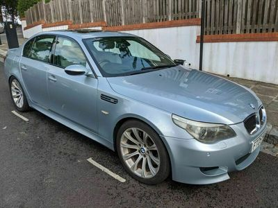 used BMW M5 5.0 SMG 4dr