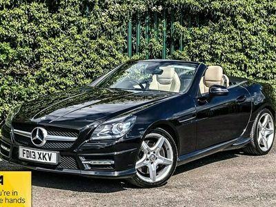 used Mercedes 250 SLK RoadsterCDI BlueEFFICIENCY AMG Sport 2d Tip Auto