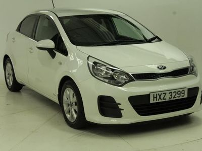 used Kia Rio HATCHBACK SPECIAL EDITIONS 1.25 SR7 5dr