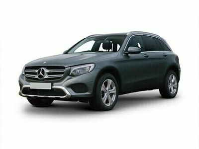 used Mercedes E250 GLC Class GLC d 4Matic AMG Line Premium 5dr 9G-Tronic Estate 2018