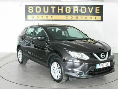 used Nissan Qashqai 1.5 DCI ACENTA SMART VISION 5d 108 BHP ** 6 MONTHS NATIONWIDE WARRANTY **