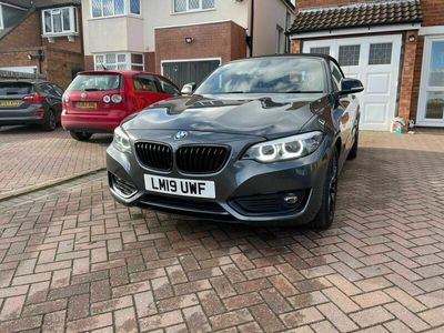 used BMW 218 2 Series 1.5 i GPF SE (s/s) 2dr