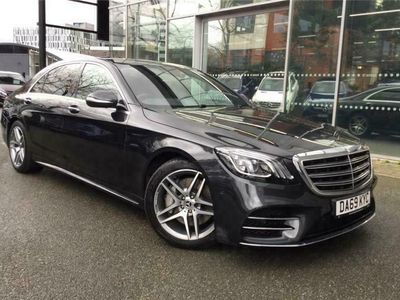 used Mercedes S400 S Class Diesel SaloonL AMG Line Executive 4dr 9G-Tronic 2.9