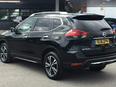 used Nissan X-Trail 2.0 dCi N-Connecta 5dr 4WD Xtronic Station Wagon