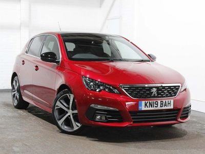 used Peugeot 308 1.5 BlueHDi GT Line EAT (s/s) 5dr
